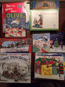 Our holiday books for children