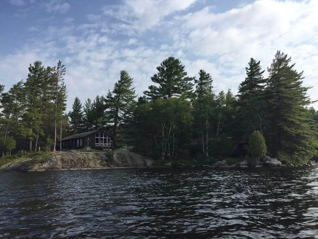 Saranac Lake Camp