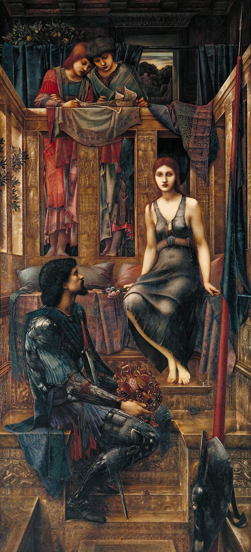 Edward_Burne-Jones_-_King_Cophetua_and_the_Beggar_Maid_-_Google_Art_Project
