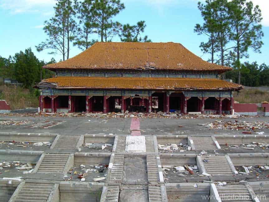 Splendid China palace