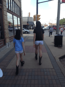 "Stockyard City, ""Real boots don't come from Bloomingdale's"""