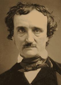 Daguerreotype of Edgar Allan Poe
