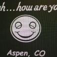 Rocky Mountain High has new meaning after our ski vacation last week in Aspen. I visited  a pot shop. The front half was empty save for an ATM machine. It's a […]