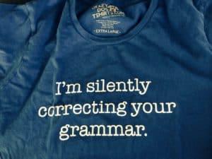 Grammar T