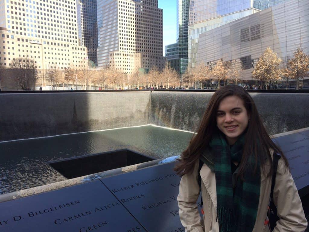Memorial Pool NYC