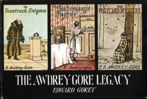 Edward Gorey anagram