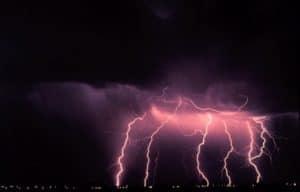 Lightning NSSL photo