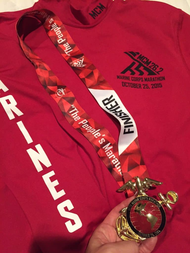 MCM Medal & Shirt